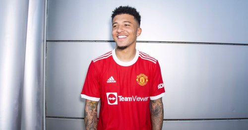 Liverpool legend names two key players Jadon Sancho will improve at Man United
