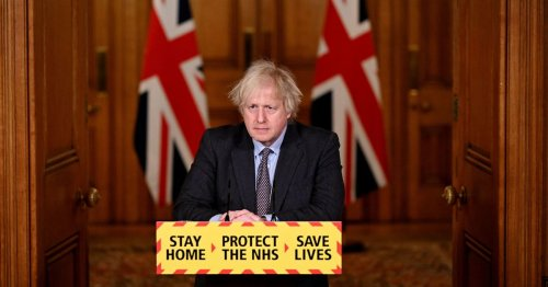Boris Johnson announcement LIVE updates as Covid lockdown changes expected
