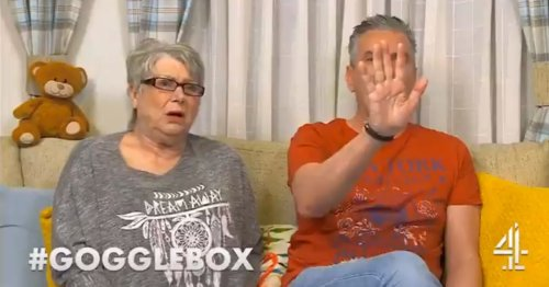 Gogglebox fans disgusted by 'pure filth' as they watch Fred Sirieix show