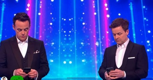 Saturday Night Takeaway fans baffled as the show is disrupted