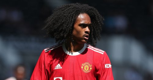 Why Tahith Chong isn't in Man United squad for QPR friendly