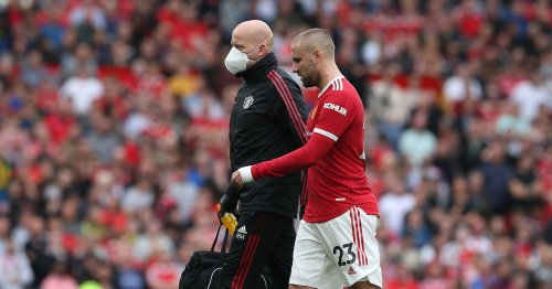 Manchester United's Luke Shaw explains reason for recent injury problems