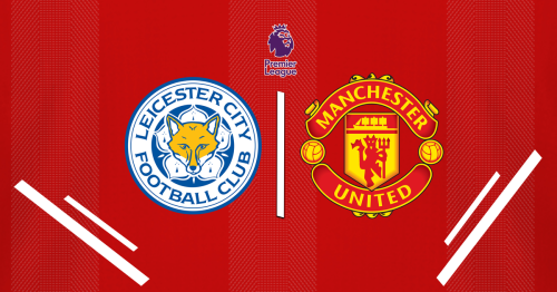 Leicester vs Manchester United LIVE highlights and reaction