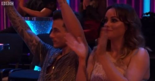 Strictly's Gorka flooded with praise over hidden gesture to Rose