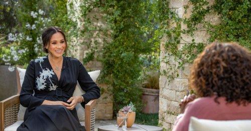 Meghan Markle's true reason for doing Oprah Winfrey interview