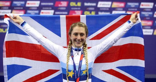What Laura Kenny thinks of cycling on Cheshire roads