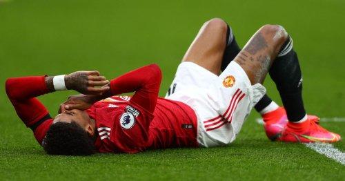 Man United team news ahead of Burnley game as Rashford injury update given