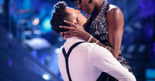 Strictly Come Dancing's AJ Odudu breaks silence on 'romance' with Kai