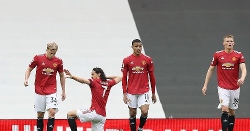Manchester United might be starting to make Man City feel nervous