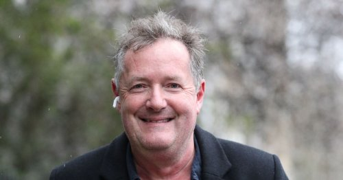 Piers Morgan criticised over shaming Twitter follower