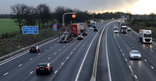Not such a smart motorway after all: The glitches and faults on the M62