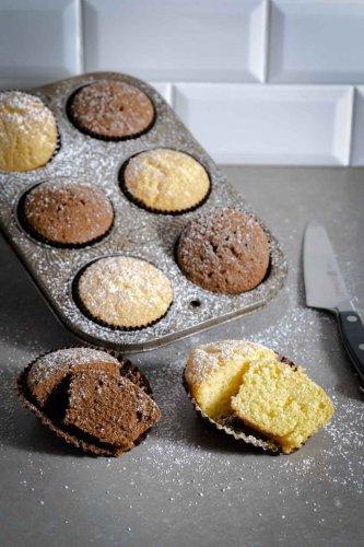 Muffins – das perfekte Grundrezept, auch für Cupcakes