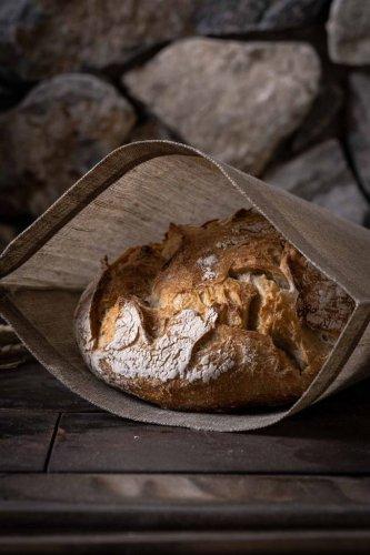 Bienenwachsbeutel – endlich lange frisches Brot