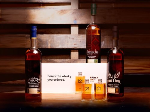 Buffalo Trace Antique Collection: 3 Exclusive Whiskies for $310
