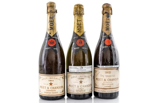 'Breathtaking' Champagne Collection Could Fetch $10 Million   Man of Many