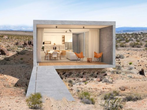 Could You Live in This Luxury Home in the Desert?