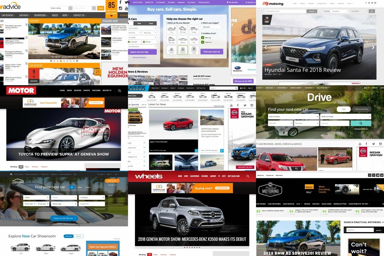 10 Best Australian Car Websites & Magazines