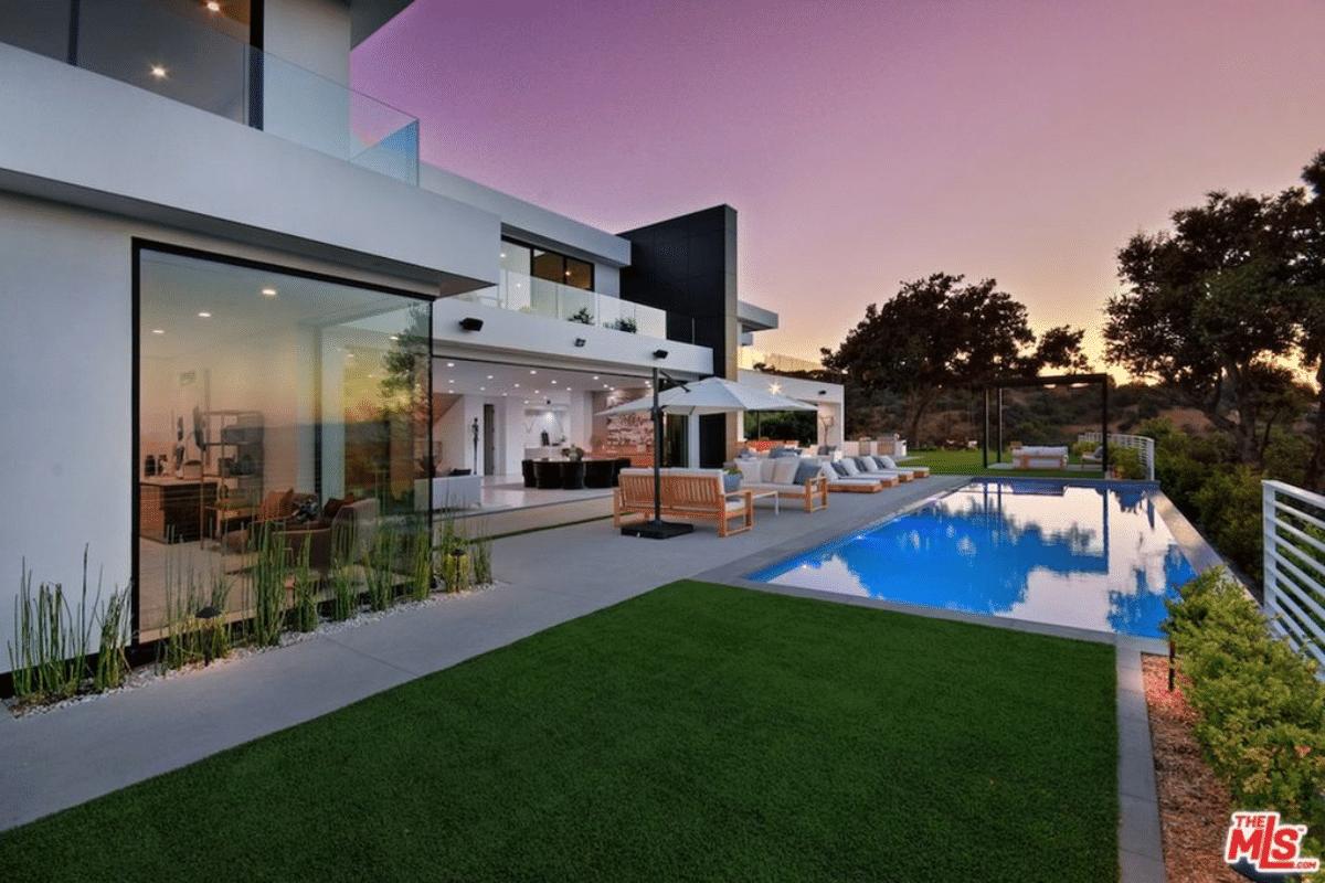 Inside YouTuber David Dobrik's $9.5M LA Mansion