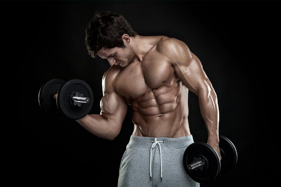 14 Best Dumbbell Workouts and Exercises   Man of Many