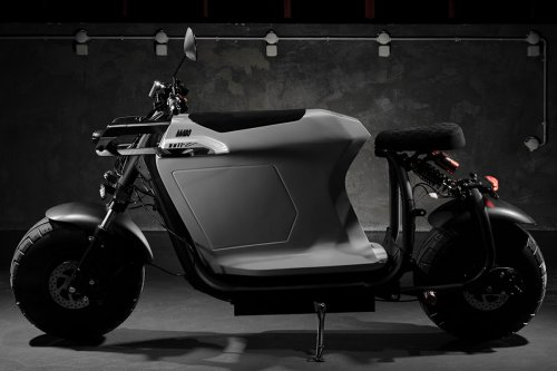 Bull-e Electric Scooter is Rebellious by Nature | Man of Many