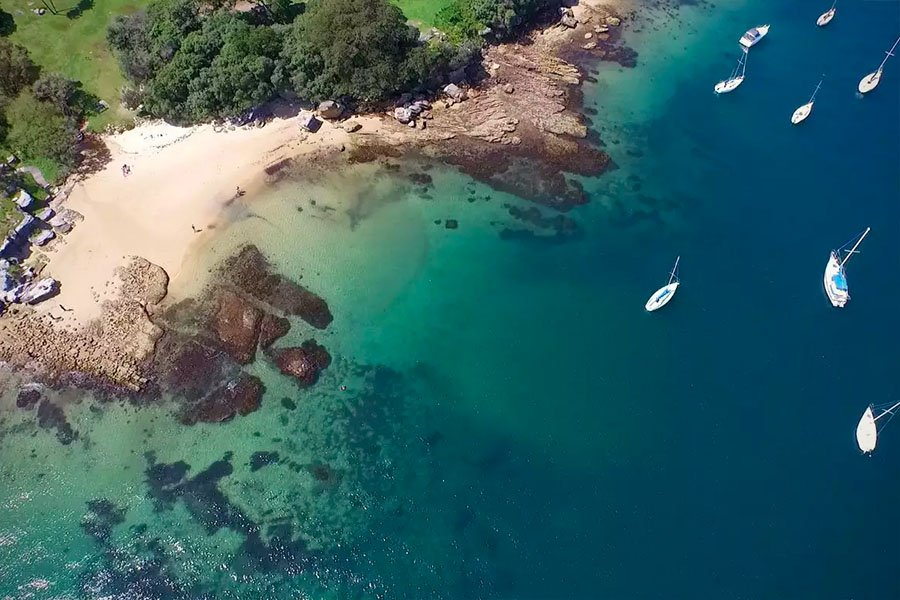 7 Best Secret Beaches in Sydney
