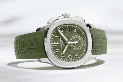 Patek Philippe Drops a Surprising Refresh of the Aquanaut Chronograph | Man of Many