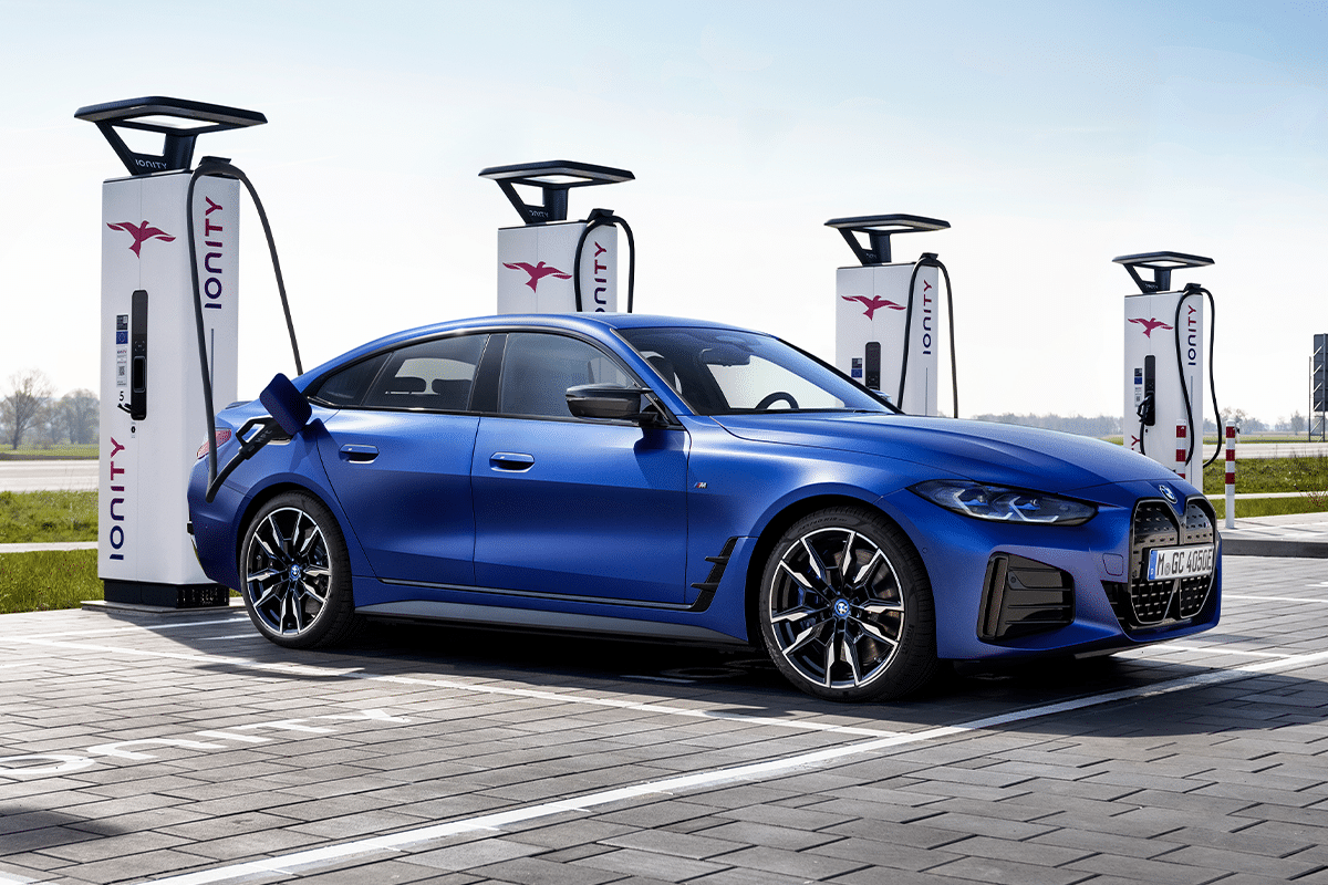 2. First Emissions Free BMW M Car
