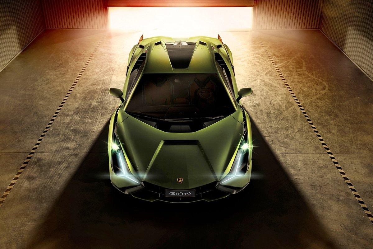 8. Lamborghini's $2 Billion All-Electric Gamble