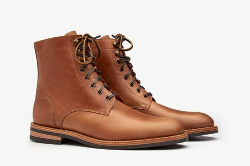 The Wilson Work Boot From Oliver Cabell Blends Form and Function | Man of Many