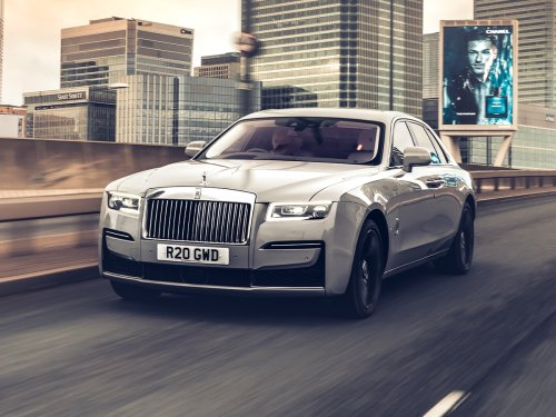 2021 Rolls-Royce Ghost Review: A $600,000 Oasis of Calm