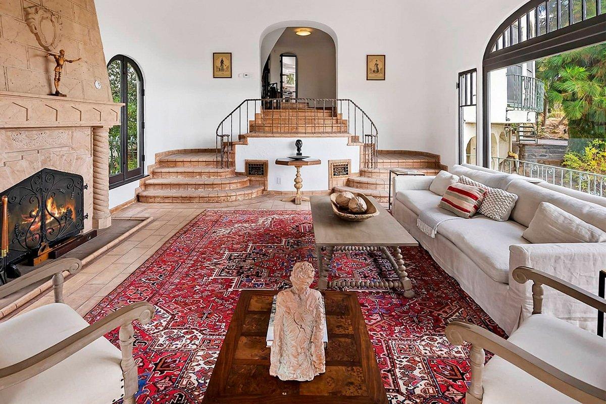Inside Marlon Brando's $5 Million Hollywood Mansion