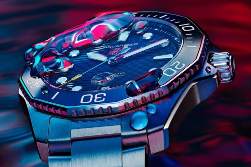 TAG Heuer Just Perfected Its Greatest Ever Dive Watch | Man of Many