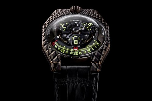 $56,000 Urwerk UR-100 T-Rex Channels an Apex Predator | Man of Many
