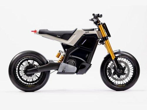 DAB Motors Concept-E All-Electric Bike Unleashed