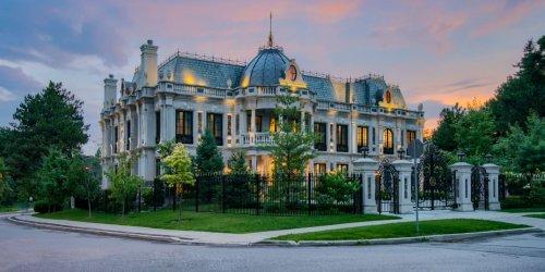 Toronto Mansion Featured in 'Schitt's Creek' Gets a Price Hike to C$21.9 Million