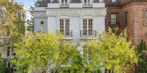 A Bit of Paris in San Francisco Lists for $16.95 Million