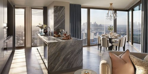 Mews Houses to High-Rises, London's Latest Crop of Luxury Developments