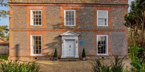Winterbrook House, Home to Agatha Christie for 40 Years, for Sale in England's Oxfordshire