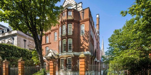 19th Century Megamansion on London's Priciest Street to Become Luxury Apartments