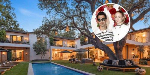Joe Jonas and Sophie Turner Sell Los Angeles Home for $15.2 Million