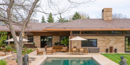 Frank Lloyd Wright-Inspired Home on 6 Acres in Denver to List for $21.5 Million