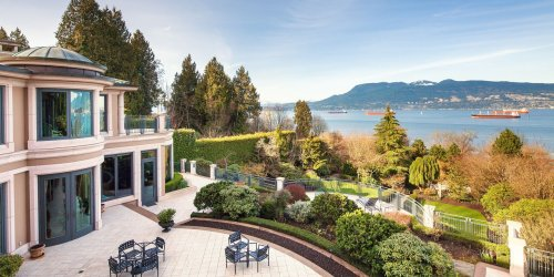 In Vancouver, the All-Cash Sale of a Lavish C$42 Million Mansion Has Shattered Area Records