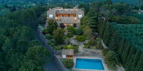 156-Acre Historic Spanish Estate at UNESCO Site Heads to Auction