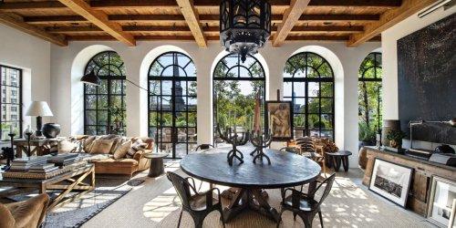 Designer and Longtime Ralph Lauren Executive Lists Villa-Like Manhattan Duplex for $7.95 Million