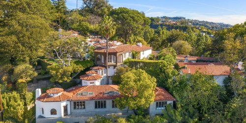 Historic Barrymore Estate in Los Angeles Sells for $14.7 Million After Six Years on the Market