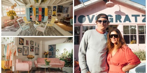 Contrast New and Vintage to Give a Space 'Soul,' Says Cortney Novogratz
