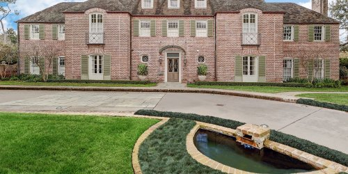 A Restored 1937 Mansion in the Heart of One of Houston's Oldest Neighborhoods