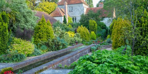 Landmark Medieval Stone Manor Comes to Market in West Sussex, England, for £4.5 Million