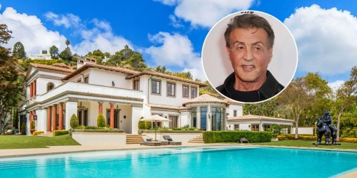 The Gloves Are Off: Sylvester Stallone Chops $25 Million From Los Angeles Mansion