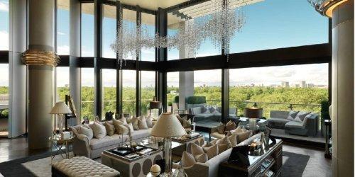 Property Mogul Nick Candy Lists £175 Million Hyde Park Penthouse